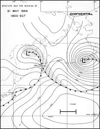 Synoptic Weather Map Definition Hyperwar Fleet Air Wing Four Strikes Aerology And Amphibious