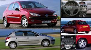 peugeot hatchback models peugeot 206 2003 pictures information u0026 specs