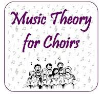 theory for choirs for all darlington