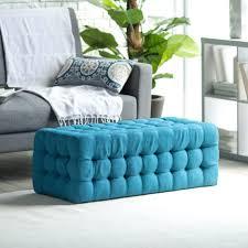 Diy Storage Ottoman Coffee Table Ottoman Splendid Furniture Round Blue Tufted Storage Ottoman