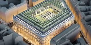bureau de poste lazare le plus grand bureau de poste de transformé en hôtel de luxe