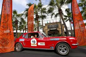 renault maroc 1st stage of the rallye maroc classic 2015 last year u0027s winners in