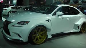 lexus is350 f kit lexus is 350 wide body 2014 youtube