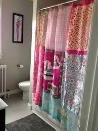 Scarf Curtains Featured Bohemian Silk Scarf Curtains