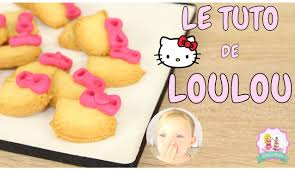 hello fait la cuisine cuisine pour les petits recette biscuits à la vanille hello