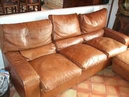 restaurer un canapé en cuir renover un canape en cuir e es d angle convertible s angles renover