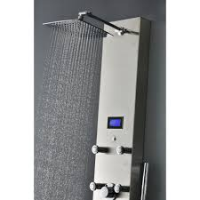 rain shower head system 034 ss 51