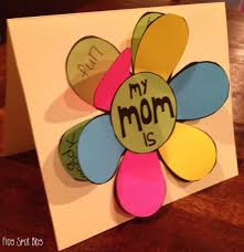 s day card s day card a flip the flap flower card for and