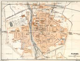 Parma Italy Map by Free Maps Of Northern Italy