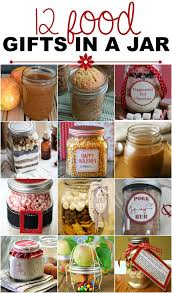 Edible Christmas Gifts Food Gifts In A Jar Recipes This U0027s Life Blog Crafty Crazy