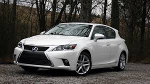 lexus that looks like a lamborghini 2015 lexus ct 200h driven review top speed