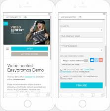 video contests synchronized with dropbox news features and ideas