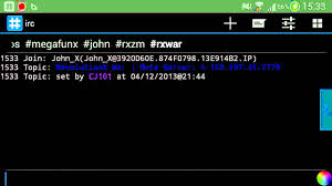 android irc android irc best one for free