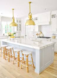 blue kitchen island with oak cabinets 21 best light blue kitchen design and decor ideas for 2021
