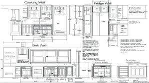 layout of kitchen cabinets layout kitchen cabinets