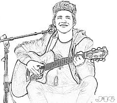 10 printable one direction coloring pages 9 j 14