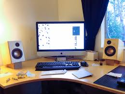 Studio Monitor Desk Stands by Building My Own Speakers Arun Has A Blog