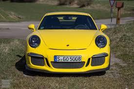 Porsche 911 Yellow - gt3tour meet the racing yellow porsche 911 991 gt3