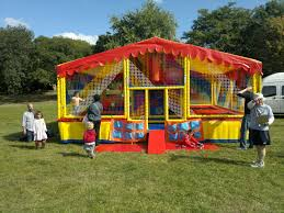 amazing events childrens funfair rides for hire bouncy castle