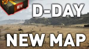 D Day Map World Of Tanks Overlord D Day Map Preview Youtube