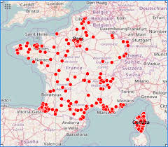 Live Attack Map Terrorism In France Wikipedia