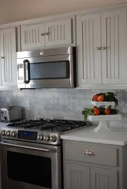 kitchens with stainless steel backsplash home design stainless steel backsplash tiles the tile guide