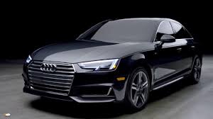 audi car audi a4 2017 official review of features u0026 overview new model