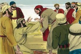 Jesus Healed The Blind Man Go Thy Way When Jesus Healed A Blind Man Sermons U0026 Articles