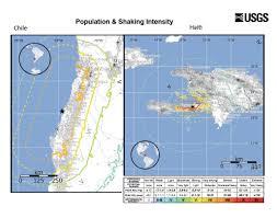 the chilean quake shift earth u0027s axis