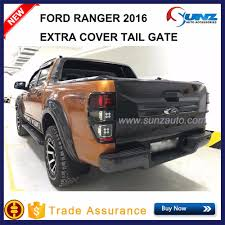 list manufacturers of cover for ford ranger buy cover for ford rear gate cover matte black for ranger t7 tail gate cover for ford ranger wildtrak 2016 4x4
