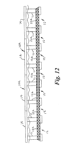 patent us6761124 column stabilized floating structures with