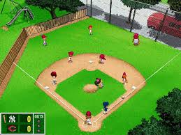 Backyard Sluggers Backyard Baseball Usa Iso U003c Ps2 Isos Emuparadise