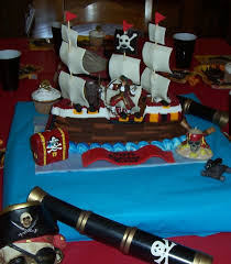 pirate ship birthday cake for boys boys birthday cakes
