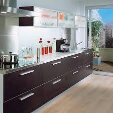 meuble cuisine wengé cuisines conforama des nouveautés aménagées très design