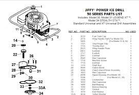 jiffy ice auger parts pictures to pin on pinterest pinsdaddy