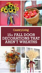 Fall Decorating Ideas For The Home 18 Fall Door Decorations Ideas For Decorating Your Front Door