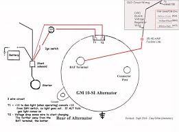 technical alternator wiring the h a m b