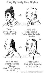 chinese middle age man hair style qing dynasty history key events of china s last dynasty