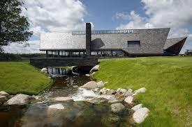 scandinavian golf club farum henning larsen architects idolza