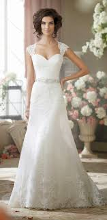 dresses with sleeves for wedding wedding dress with cap sleeves obniiis