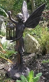 enchanted garden statues and garden ornaments