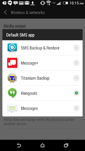 android sms app pro tip switch back to a standard sms client in android