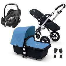 Bugaboo Cameleon 3 Sun Canopy by Bugaboo Cameleon 3 With Cabriofix Footmuff And Adapters