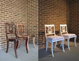 Neoclassical Decor My First Diy Chair Makeover Sarah Sarna