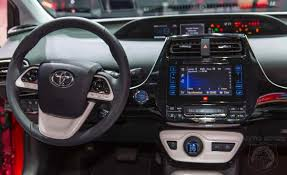 Interior Of Toyota Prius Iaa The Agents Detail The All New Toyota Prius U0027 Interior U2014 Do You