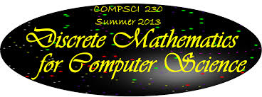 compsci 230 discrete mathematics for computer science summer