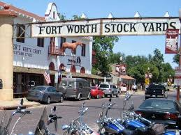 The fort worth texas stockyards where the west begins tui