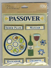 passover stickers k company religious scrapbooking stickers ebay
