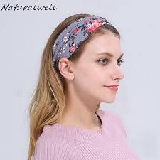 top knot headband naturalwell twist top knot headband women running headbands