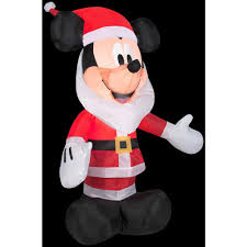 home depot inflatable christmas decorations disney christmas inflatables outdoor christmas decorations